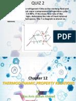 Thermodynamics solution