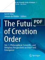 (New Approaches to the Scientific Study of Religion  3) Gerrit Glas, Jeroen de Ridder (eds.)-The Future of Creation Order_ Vol. 1, Philosophical, Scientific, and Religious Perspectives on Order and Em.pdf