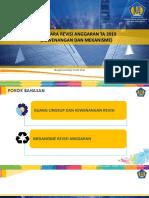 Paparan PMK 206 Tata Cara Revisi Anggaran 2019