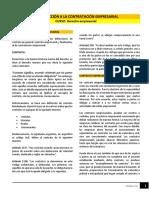 Lectura Introducción a La Contratación Empresarial