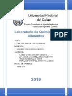 Informe Laborartorio de Solubilidad de Proteinas Completo