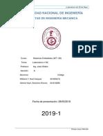 Informe n°2- Sistemas Embebidos