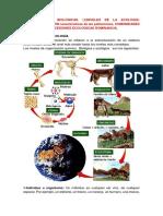 ORGANIZACIONES BIOLÓGICAS