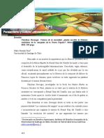 Resena Christian Duverger. Cronica de La