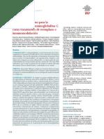 Inmunoglobulinas Consenso Mexicano