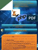 PHP Variables Fsalida