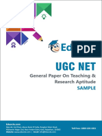 Sample Theory & Que. -UGC NET GP-1 Data Interpretation (UNIT-7).pdf