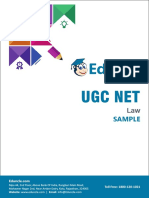 Sample Theory & Ques. for Consumer Protection Act - Ugc Net Law Unit-5