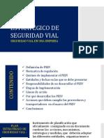 Presentación Plan Vial