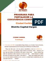 Presentacion Convivencia Caribia-Def
