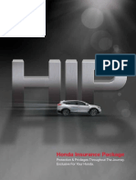 HIP (Honda Insurance Package)