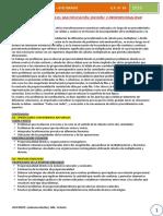 Secuencia Didáctica Numeración, Cálculo,Multiplicación, División y Proporcionalidad 6to - 2019