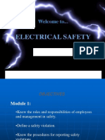 5.Electrical Safety