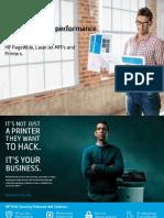 Complete Brochure HP