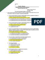 Pauta 2° Prueba Macroeconomía II semestre primavera 2018