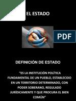 PPT 2 Instituciones Políticas Derecho 2018