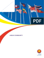 7. Fact Sheet on ASEAN Community