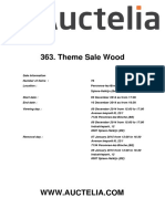 363 Theme Sale Wood Catalogue
