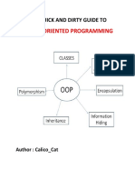 Object Oriented Guide