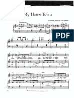 My Home Town - Tom Lehrer
