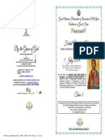 2019 -7 July-Vespers - 3ap - 3matt - Tone2 -Divine Providence - St Kyriake