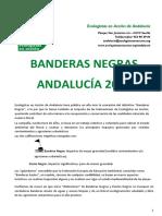 Banderas Negras Andalucia 2019