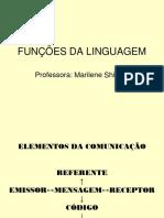 Powerpoint Funcoes Da Linguagem