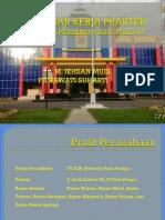 Seminar Kerja Praktek