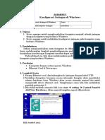 Jobsheet Konfigurasi Jaringan Di Windows