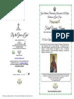 2019- 20 July - Vespers - St Elias _elijah_ Holy Prophet