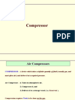 reciprocating compressor - sizing