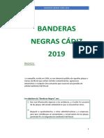 Banderas Negras Cadiz 2019