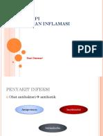 FITOTERAPI Infeksi Dan Inflamasi