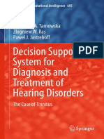 (Studies in Computational Intelligence 685) Katarzyna A. Tarnowska, Zbigniew W. Ras, Pawel J. Jastreboff (auth.) - Decision Support System for Diagnosis and Treatment of Hearing Disorders_ The Case of.pdf