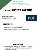 Conversion Natsci 1