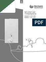 Opalia c 11 e c 14 e Manuale Installazione 821738