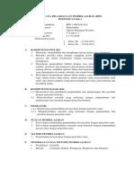 RPP Matematika Kelas 5 Materi Operasi Bilangan Pecahan
