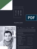 Mohamed Fawzy Portfolio