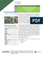 ING Info Sheet (2016_09) 2 Harvard Analytical Framework (Ludgate)
