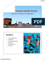 07. Electric Current and DC Circuits