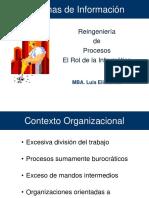 Clase 2 - Construcción de Los Sistemas - Reingenieria