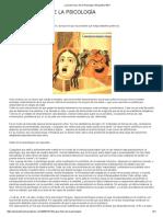 La Gran Farsa de La Psicología
