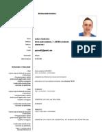 GARCEA FRANCESCO Curriculum Vitae Europeo