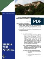 SLU Primer for AY 2019 2020