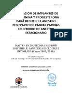 179 - Utilizacion de implantes de Melatonina para reducir el anestro posparto en Cabras.pdf