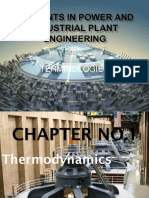 Chapter 1 - Thermodynamics