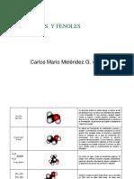 Alcoholes Fenoles (CMI)