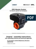 Ebro operating Instructions Manual Modular Systeme_EN