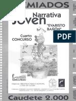 "IV Certamen Literario ""Evaristo Bañón"" Caudete 2000"