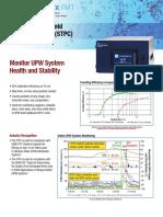 Kanomax FMT - STPC Model 9010 Brochure 2019